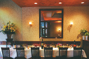 Boston Private Dining Rooms fine italian dining in boston's historic north end