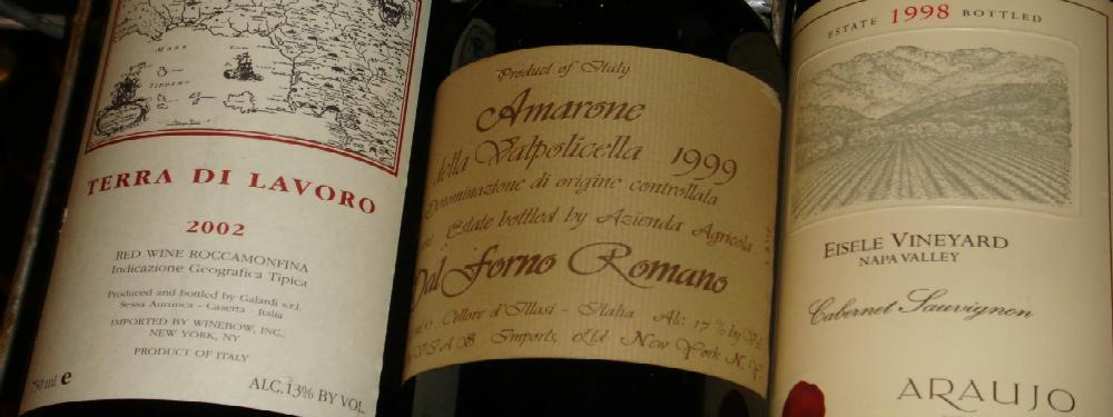 Wine Spectator Award Winner Best of Award of Excellence